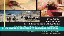 [PDF] Public Health and Human Rights: Evidence-Based Approaches (Director s Circle Book) Popular