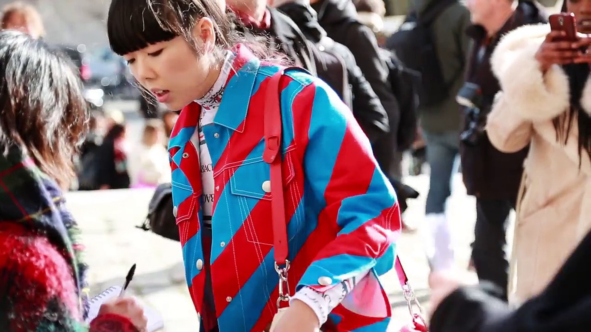 Paris Fashion Week 2016 Street Style Fashion High Fashion Designer Fashion Style
