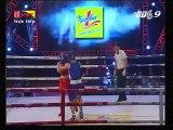 BOXING 15/10/2016 Trận 2 : Hà Thị Linh (Hà Nội) VS Đỗ Hồng Ngọc (Cần Thơ)