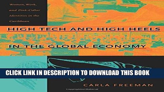 [PDF] High Tech and High Heels in the Global Economy: Women, Work, and Pink-Collar Identities in