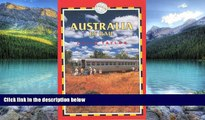 Books to Read  Australia by Rail, 4th: Includes city guides to Sydney, Melbourne, Brisbane,