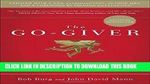 [PDF] The Go-Giver, Expanded Edition: A Little Story About a Powerful Business Idea Popular