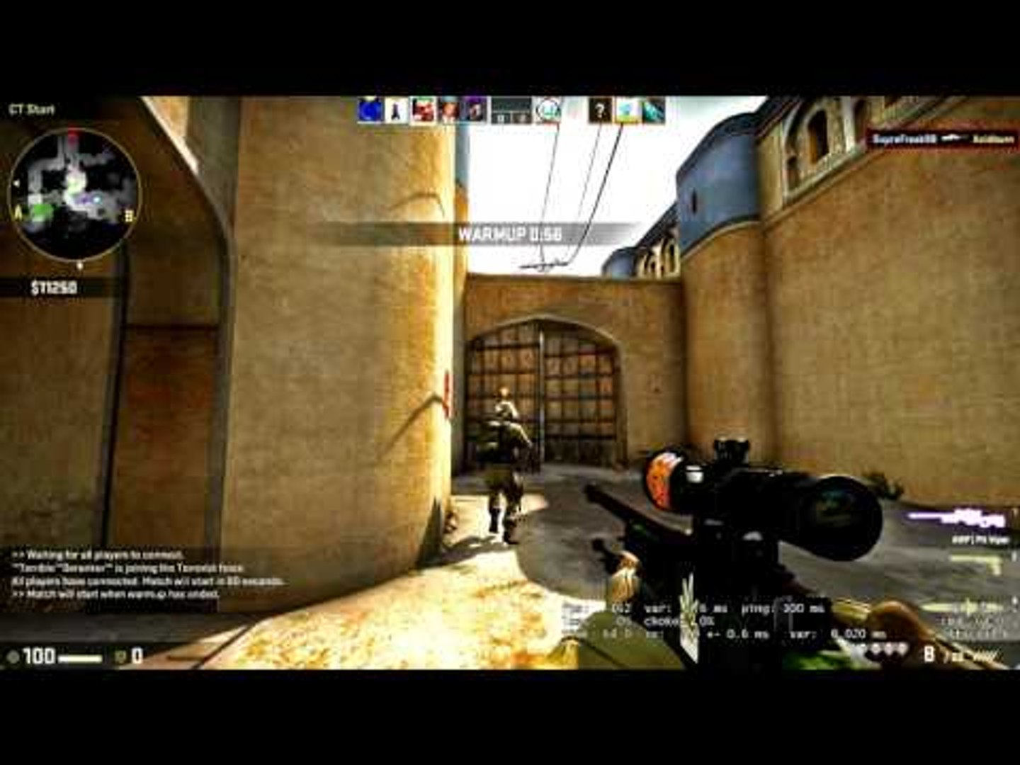 Counter-Strike: Global Offensive Edit Preview