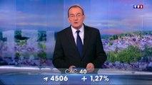 TF1 : Jean-Pierre Pernaut s'absente du 13 H