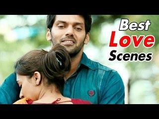 Telugu Best Love Scenes From New Movies    Latest Telugu Movies 2016
