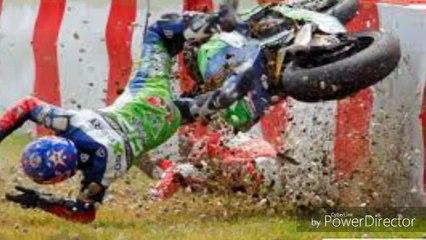 moto gp crash failed 2016 HD
