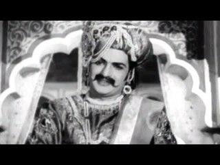 Tenali Ramakrishna Songs - Bhuvana Vijayam 2 (Padyalu -- Maatalu) - ANR, NTR,  Chittor V. Nagaiah