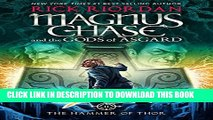 [EBOOK] DOWNLOAD Magnus Chase and the Gods of Asgard, Book 2 The Hammer of Thor PDF