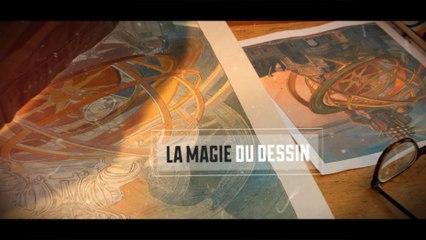 """Bande-annonce de l'exposition """"Machines à dessiner"""""""