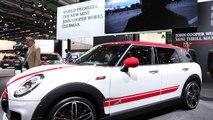 Mini Clubman JCW at Paris Motor Show 2016
