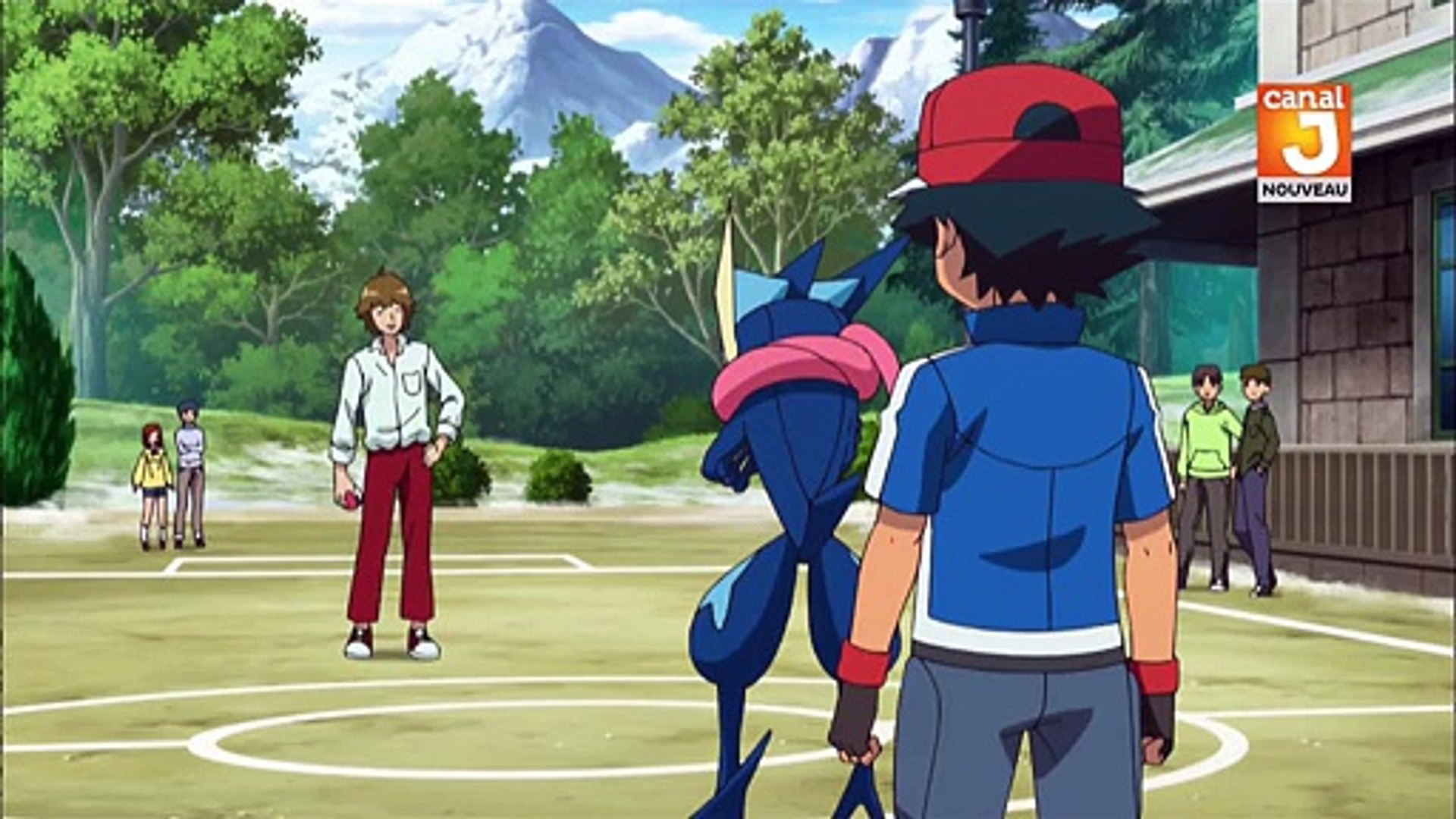 Pokemon Saison 19 Episode 26 En Francais