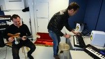 Le Musiclab à l'IPES de Hesbaye à Waremme