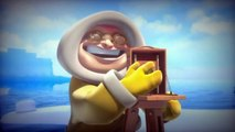 CGI Animated Short Film HD- Do penguins fly- by Alban Lelievre - Planktoon