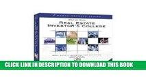 [EBOOK] DOWNLOAD Dolf de Roos  Real Estate Investor s College: Real Estate Investing for Everyone
