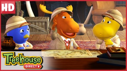 The Backyardigans must find the mystical Flying Polka Dotted pony! | Treehouse Direct Clips