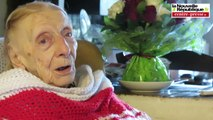 """VIDEO. Vienne. Marthe Linteau, 110 ans, """"super-centenaire"""""""