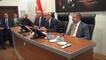 Sinop Kalkınma Bakanı Lütfi Elvan, Sinop'ta Esnafı Ziyaret Edip Sohbet Etti 2-