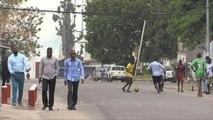 """RDC: la journée """"villes mortes""""  anti-Kabila suivie à Kinshasa"""