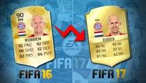 Ces 10 joueurs qui dégringolent dans FIFA 17 !