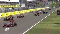 F1 - Round 11 2012 - Race - Part 1