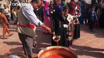 Mosul: emergenza sfollati in fuga dalla guerra
