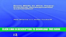 [DOWNLOAD] [BOOK]} PDF From Birth to Five Years: Practical Developmental Examination New BEST SELLER
