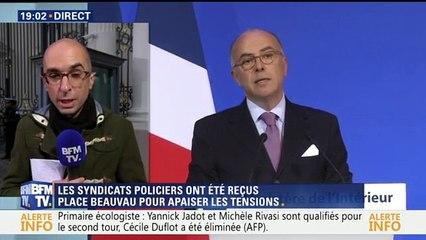 Réunion au Ministère de l'Intérieur : réaction de Philippe CAPON, Secrétaire Général UNSA Police