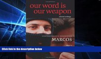 Must Have  Our Word is Our Weapon: Selected Writings  READ Ebook Online Audiobook