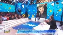 """Cyril Hanouna quitte """"TPMP"""" pour aller voir Stéphane Guillon dans """"Le Grand Journal"""""""