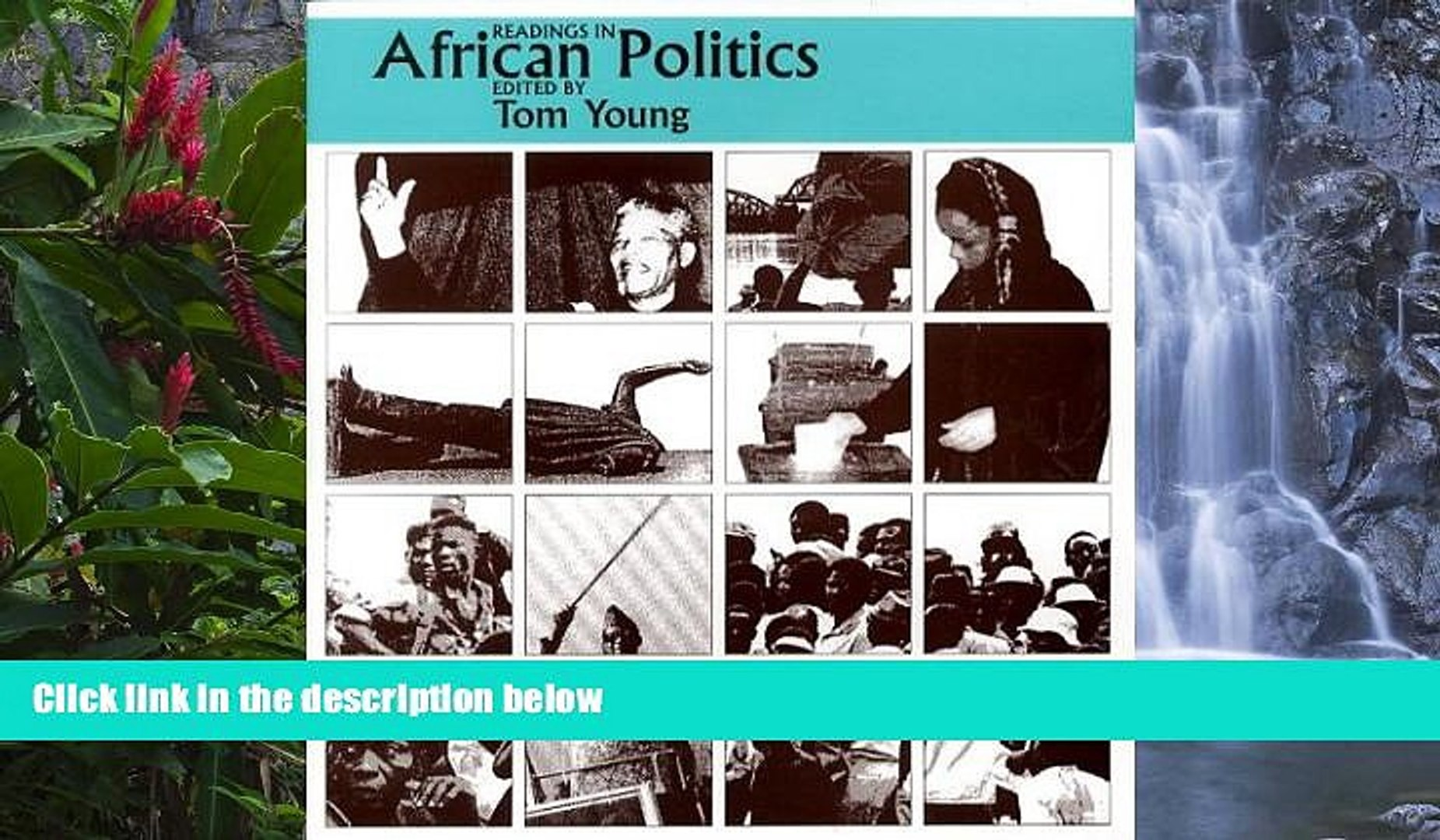 Deals in Books  Readings in African Politics (Readings in African Studies)  Premium Ebooks Online