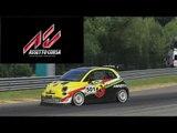 Assetto Corsa | Abarth 500 Assetto Corse | Spa Francorchamps | I'm No Alien