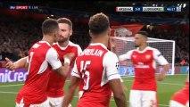 Alex Oxlade-Chamberlain Goal HD - Arsenal 3-0 Ludogorets - 19-10-2016