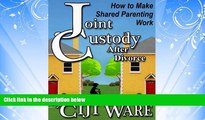 Books to Read  JOINT CUSTODY AFTER DIVORCE: How to Make Shared Parenting Work  Full Ebooks Most