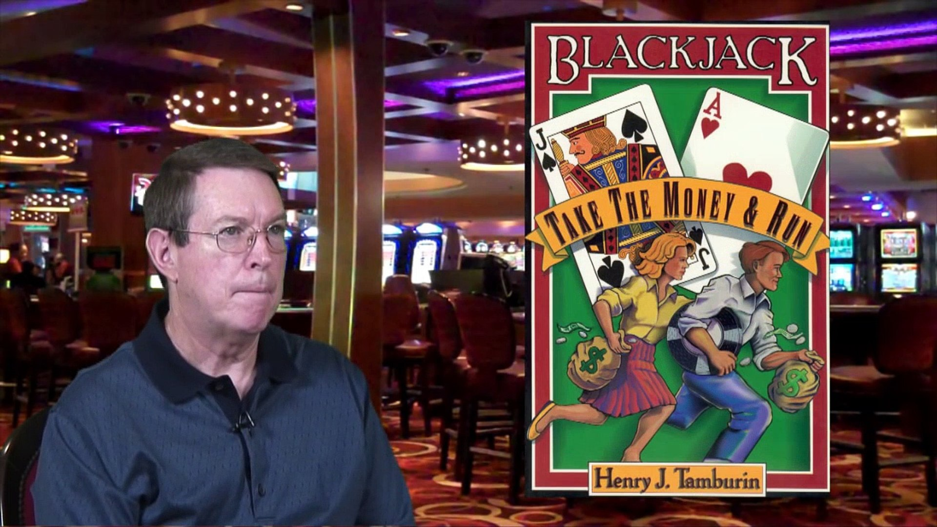 The Five Most Misplayed Hands in Blackjack with Blackjack Expert Henry  Tamburin - Dailymotion Video