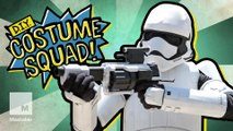 Use the force to assemble these DIY 'Star Wars' Halloween costumes