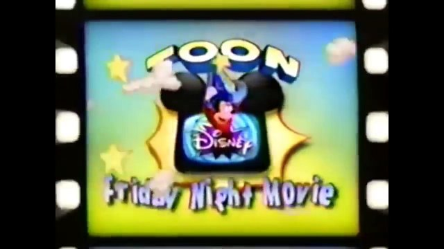 Toon Disney Friday Night Movie, Double Feature Fridays, and Big Movie Show/Weekend Promos