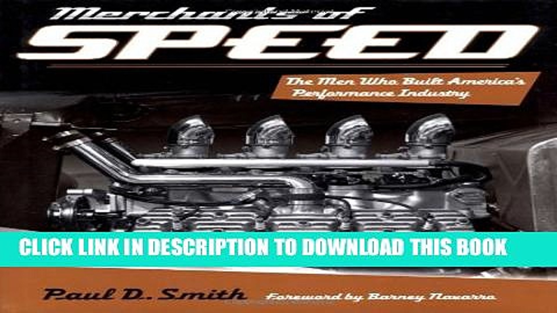 [DOWNLOAD] PDF Merchants of Speed: The Men Who Built America s Performance Industry Collection