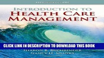 [PDF] Introduction To Health Care Management Full Online