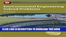 [BOOK] PDF Environmental Engineering Solved Problems, 3rd Ed Collection BEST SELLER