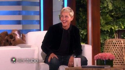 4 yr old kid Amazing Juju Dance on the beat in Ellen Show