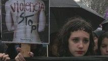 """""""Ni una menos"""", el clamor de miles de argentinos contra la violencia de género"""