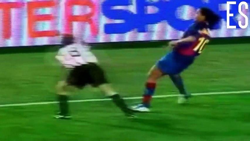 Ronaldinho VS Ronaldo ● Batalha de Dribles