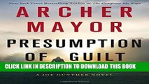 [DOWNLOAD] PDF BOOK Presumption of Guilt: A Joe Gunther Novel (Joe Gunther Series) Collection