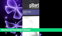 EBOOK ONLINE Gilbert Law Summaries: Conflict of Laws 18th (eightteenth) edition READ EBOOK