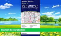 Books to Read  Rand McNally Streets Of Vancouver, Washington: Camas/Washougal  Best Seller Books
