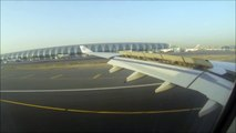 Emirates Airlines Landing at Dubai Airport DXB *HD*