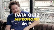 Metronomy : « J'ai fait une seule erreur, non ? » – Data Quizz Spotify   JACK