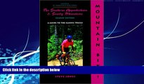 Popular Book Mountain Bike! The Southern Appalachian and Smoky Mountains, 2nd (America by Mountain