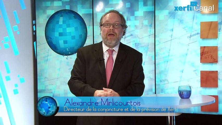 Alexandre Mirlicourtois, Le chômage en Allemagne et en France... à contre emploi