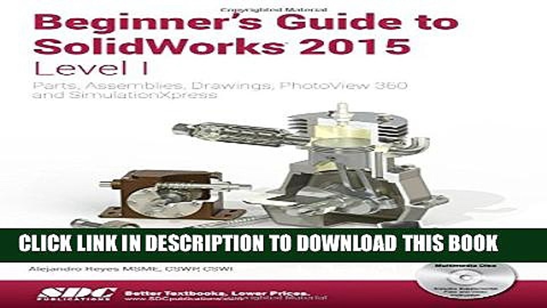 [EBOOK] DOWNLOAD Beginner s Guide to SolidWorks 2015 - Level I PDF